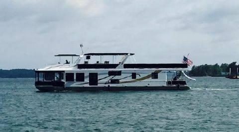 2007 Sumerset Houseboats 16x75