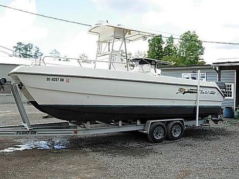 1997 Sea Cat SL3 Cat