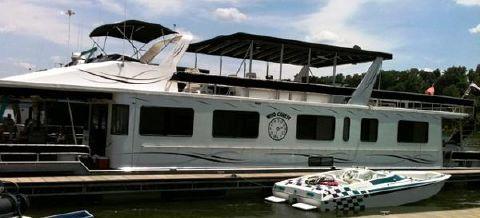 1990 Sumerset Houseboats 16x76 Houseboat