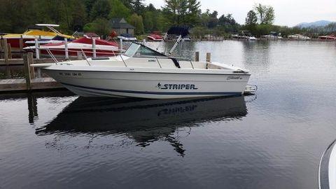 1997 Seaswirl 2150 WA