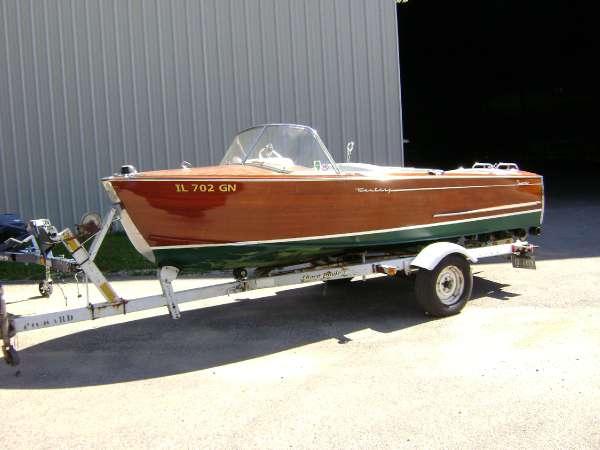 1964 Century Boats Resorter