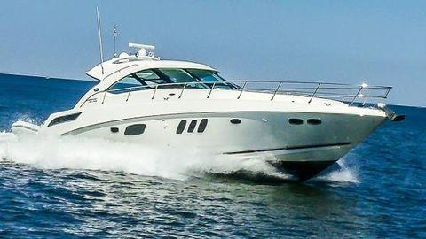 2011 Sea Ray 540 Sundancer