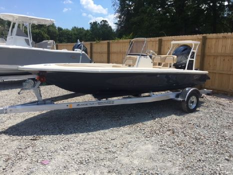 2017 Scout Boat Company 177 Sport