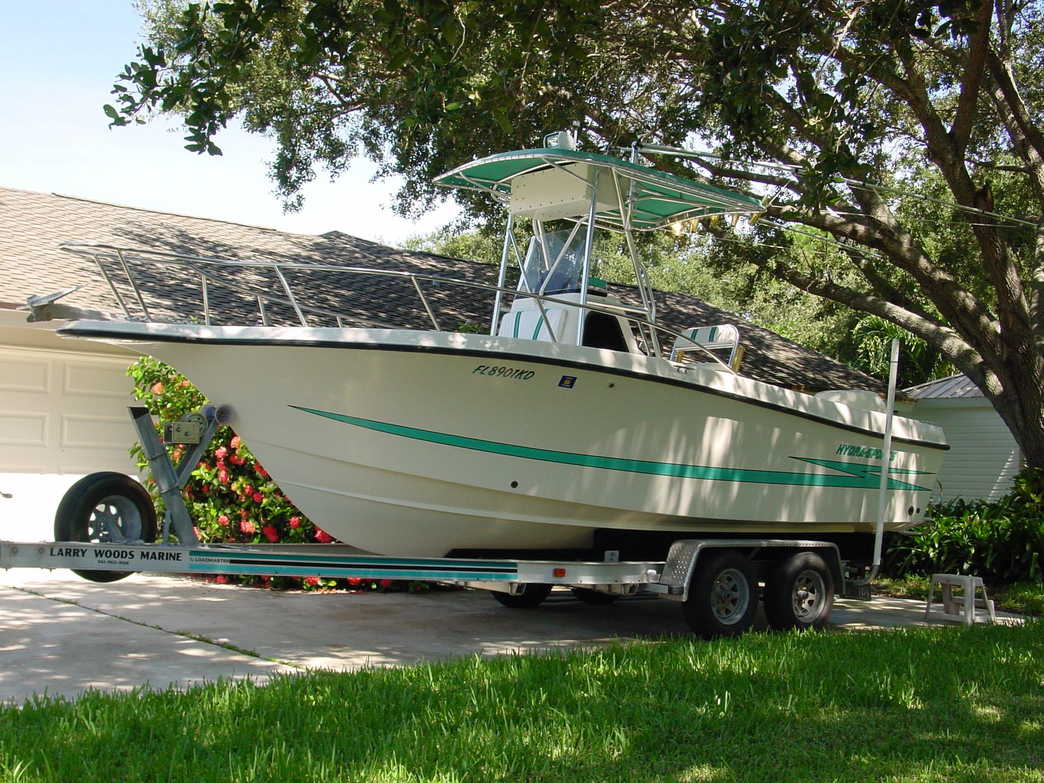 Used 1998 Hydra - Sports 2250-cc 25th Anniversity, Palm Beach ...