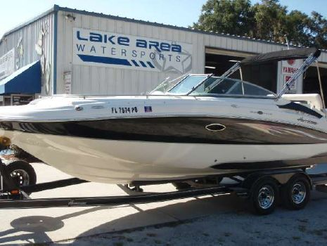 2008 HURRICANE BOATS SD 2400 IO