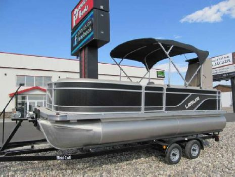 2015 Leisure Pontoons 220LTD TRI TOON