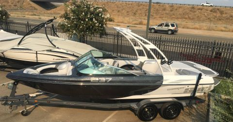 2017 Sanger Boats V237 SX