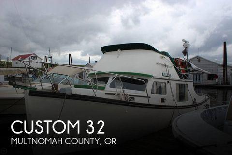 1954 Custom-craft 32 1954 Custom 32 for sale in Portland, OR