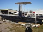 1994 SEAARK Aluminum Fish River Runner 1860 CC