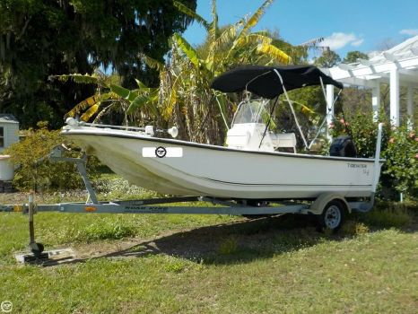 2009 Tidewater Boats 1984 Skiff 2009 Tidewater 19 Skiff for sale in Plant City, FL