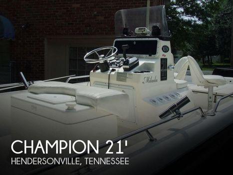 2000 Champion 21 Bay Champ