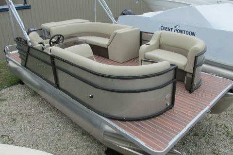2016 Crest Pontoon Boats Crest I 200 L