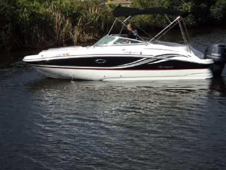 2013 Hurricane Sun Deck 2400