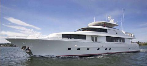 2011 Chinaboat 105 Mega Yacht