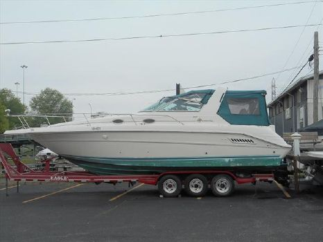 1995 Sea Ray 300 Sundancer