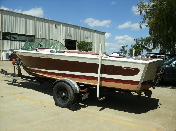 1958 Century Boats Resorter