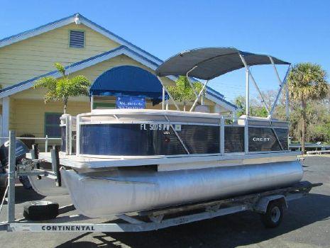 2014 Crest Pontoon Boats WAVE 1708