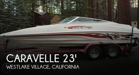 2001 Caravelle Boats 232 Interceptor 2001 Caravelle 232 Interceptor for sale in Westlake Village, CA
