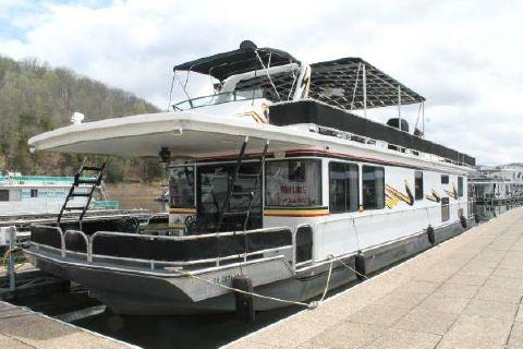 1997 Fantasy Yachts 16x75 widebody