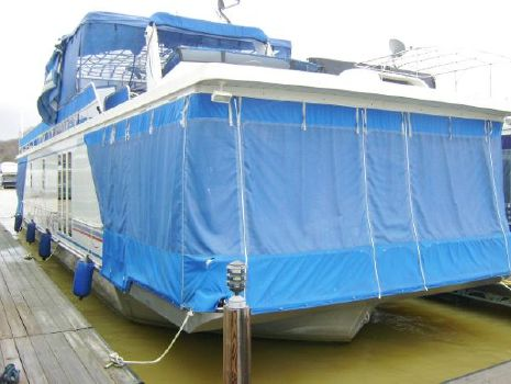 2006 LAKEVIEW YACHTS 6416