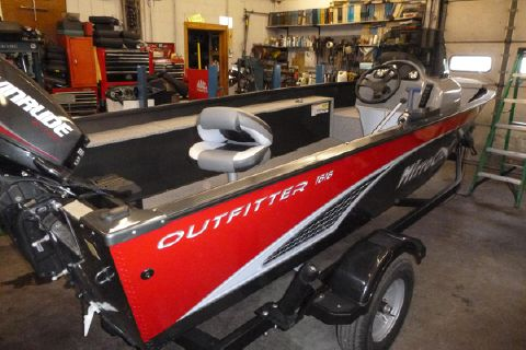 2016 MirroCraft Outfitter 1616-O