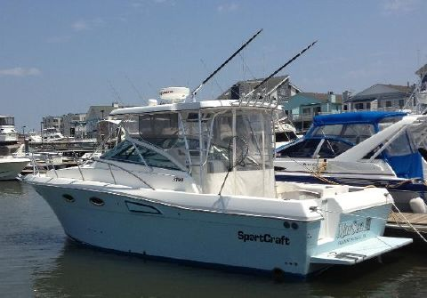 2008 Sportcraft 31 Express