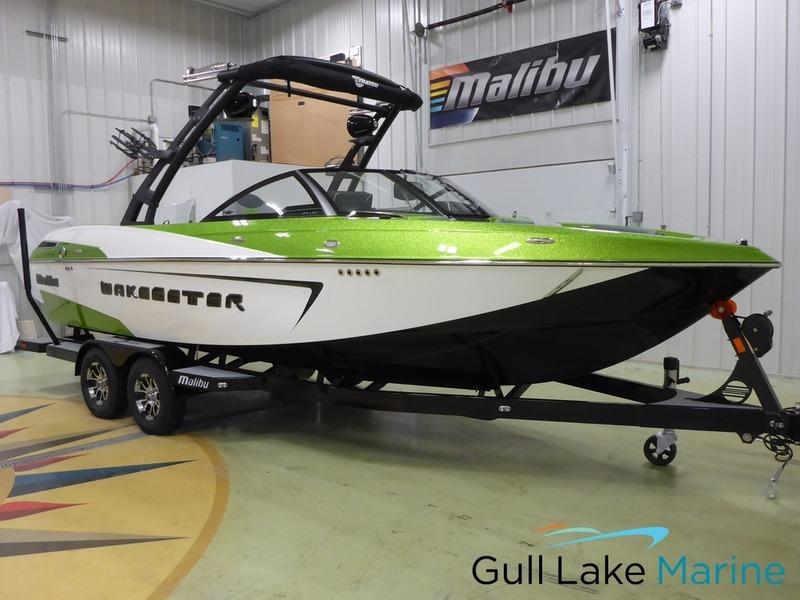2016 Malibu Boats 23 LSV
