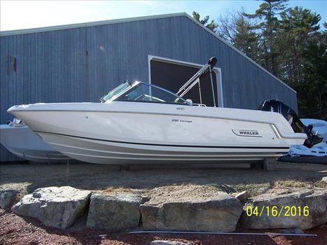 2016 Boston Whaler 230