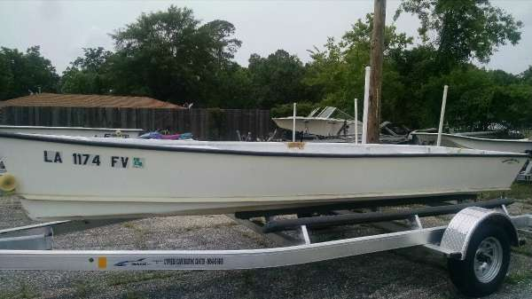 2009 other marsh king 17 foot 2009 motor boat in slidell for Used boat motors in louisiana