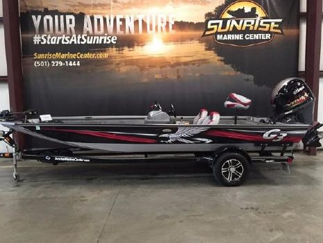 2015 G3 Boats TALON 19 DLX
