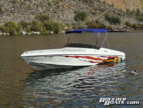 2001 Kachina Boats Enforcer 30
