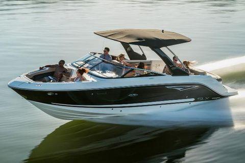 2018 Sea Ray SLX 280 Manufacturer Provided Image