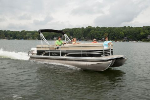 2015 SunChaser Classic Cruise 8522 Lounger DH
