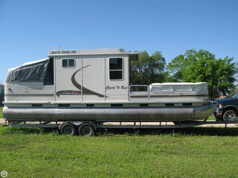 2004 Sun Tracker 31 Party Cruiser 2004 Sun Tracker 32 for sale in Wallis, TX