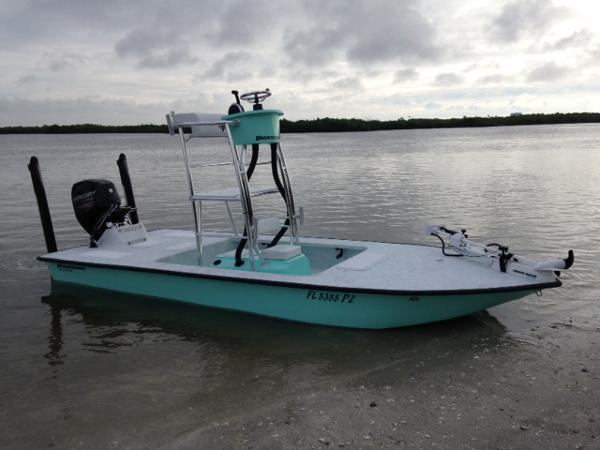 Check out this 2020 BOSSMAN 18 Skimmer Boca Grande Tower on Boattrader com