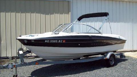 2008 Bayliner 185 Bowrider