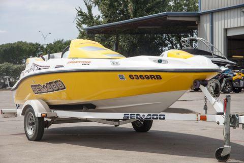 2003 Seadoo Speedster