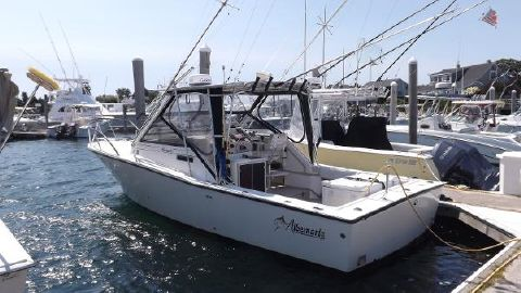 1993 Albemarle 280 Express Fisherman