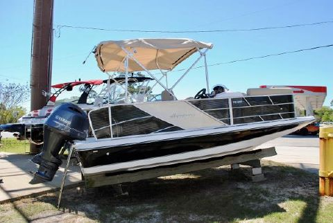 2017 Hurricane Fundeck 216RE3 Pontoon Boat 2017-HURRICANE-FUNDECK-216RE3-FOR-SALE