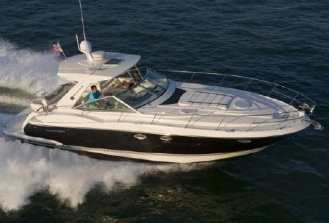 2012 Monterey 400 Sport Yacht Manufacturer Provided Image