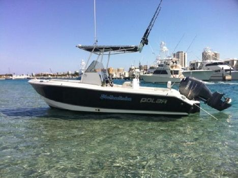 2008 Polar Boats 2100 Center Console