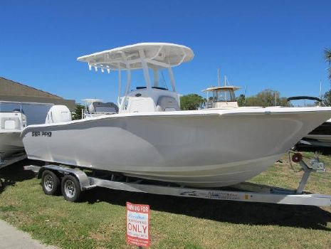 2017 Sea Pro 239 Center Console