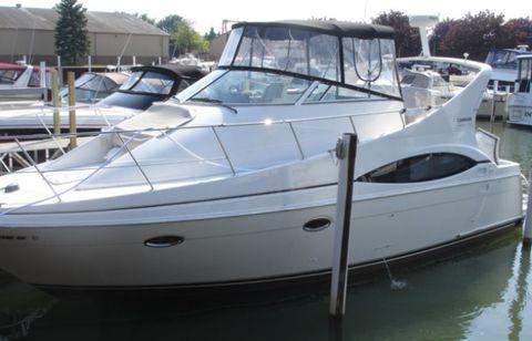 2002 Carver 350 Mariner