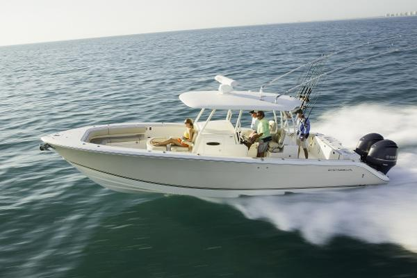 2016 Cobia Boats 344 Center Console - In Stock