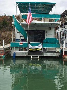1993 Sumerset Houseboats