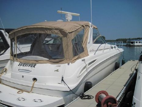 1999 Sea Ray 380 (JSS)