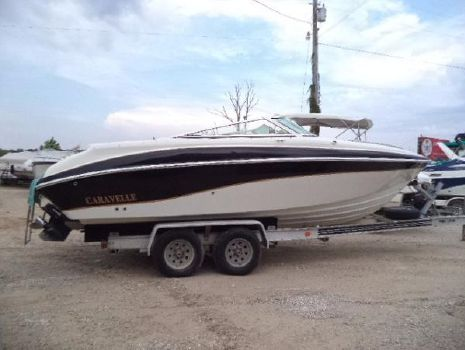 2002 Caravelle Boats 240 Bow Rider