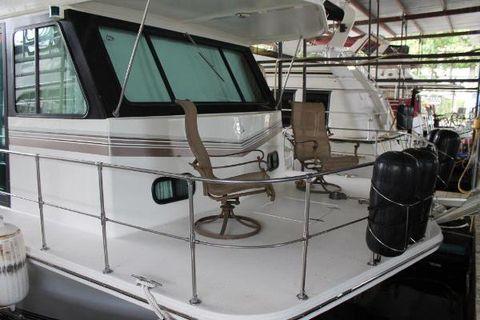 2003 Harbor Master 52 Wide Body