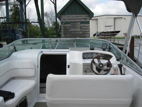 Check out this 2001 CROWNLINE 242 CR on Boattrader com