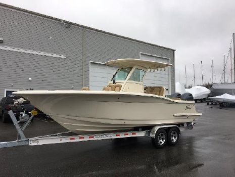 2017 Scout 255 Lxf